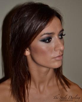 Hair, Makeup & Photography: Lauren Mantilla. Model: Jackie Seigler.