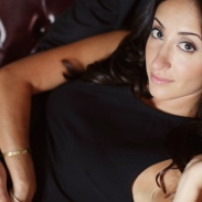 Hair & Makeup: Lauren Mantilla. Engagement session: Ashley Wayne.