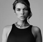 Hair & Makeup: Lauren Mantilla. Jewelry: TOBY.