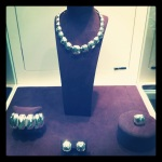 Lagos silver, necklace, ring, bracelet