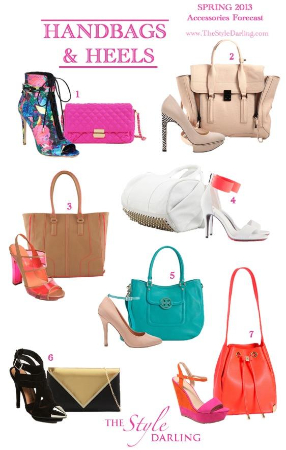 Handbags & Heels