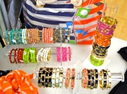 A bountiful bevy of bangles.
