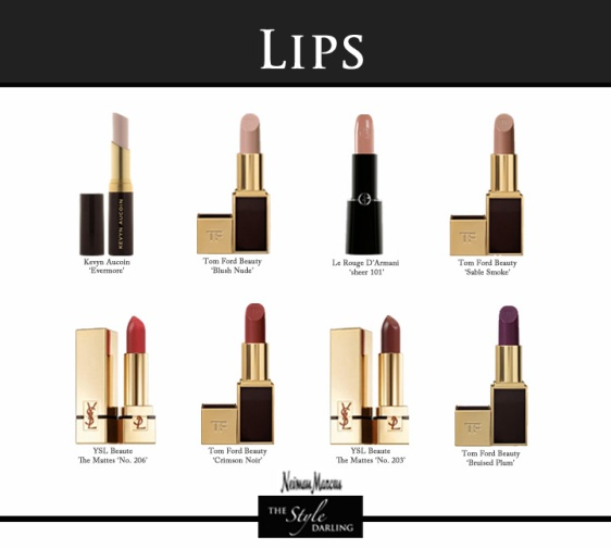 NM beauty lips