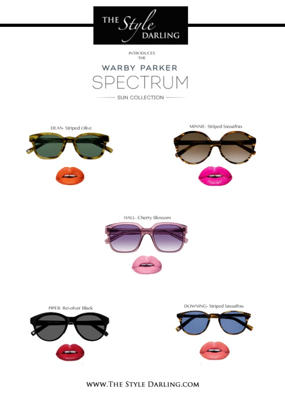WB Spectrum Sun + Lippies